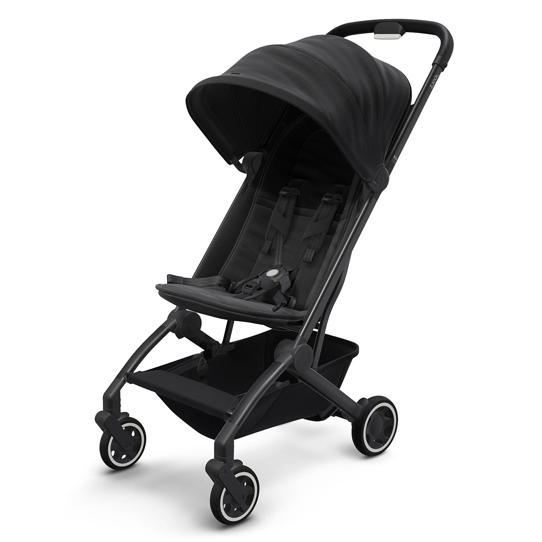 Купить Детская коляска Aer Refined Black JOOLZ, Нет цвета, металл, пластмасса, хлопок, полиэстер, поливинилхлорид, резина