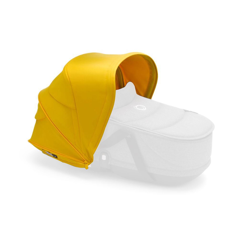 Купить Капюшон сменный для коляски Bugaboo Bee6 Lemon yellow, Нет цвета, 100% полиэстер