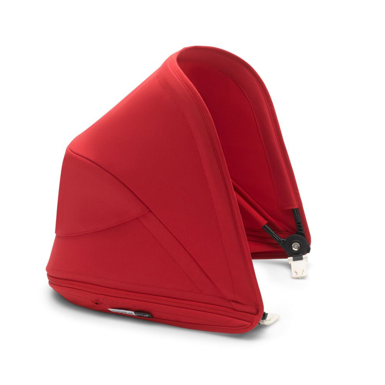 Купить Капюшон сменный для коляски Bugaboo Bee6 Red, Нет цвета, 100% полиэстер