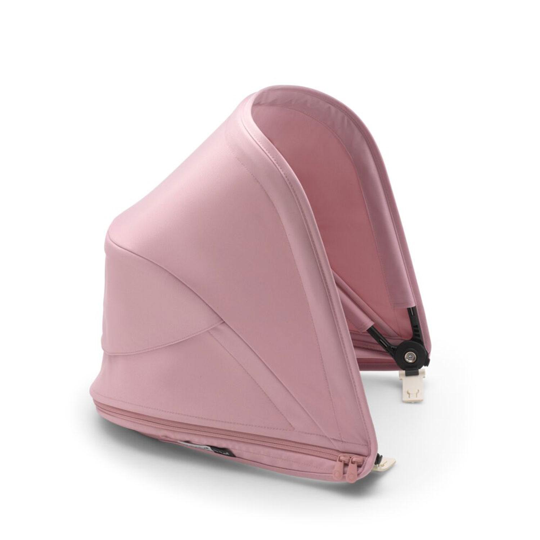 Купить Капюшон сменный для коляски Bugaboo Bee6 Soft pink, Нет цвета, 100% полиэстер
