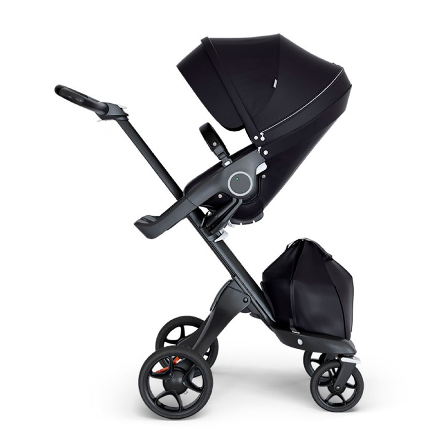 Детская коляска Xplory V6 Black Stokke цвет нет цвета