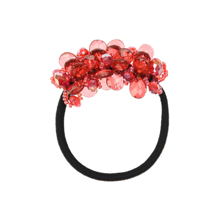 Купить Резинка для волос с цветочным декором Junefee детская