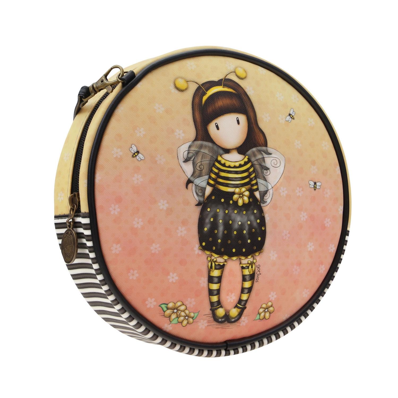 Купить Сумка на плечо Gorjuss Bee-Loved маленькая, 8 x 22 x 22 см Santoro детская, Нет цвета, см. на уп.