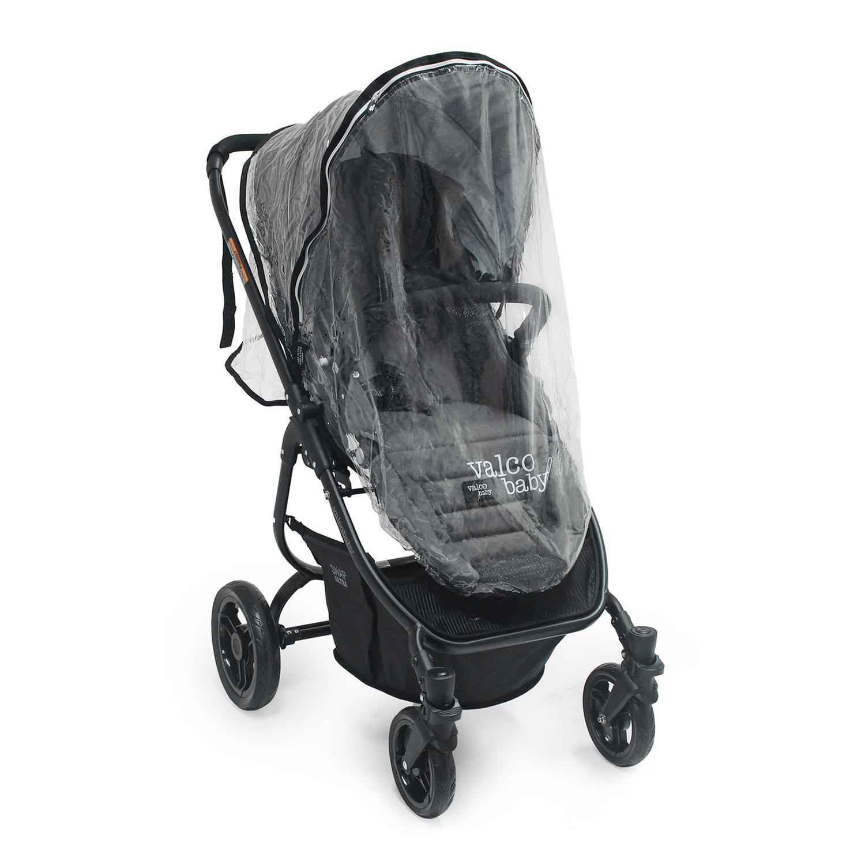 Купить Дождевик Raincover / Snap 4 Ultra & Snap 4 Ultra Trend Valco Baby, Нет цвета, Безопасный для детей ПВХ