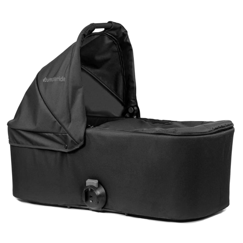 Купить Люлька Carrycot для Indie Twin, Matte Black Bumbleride, Нет цвета, см.на упаковке