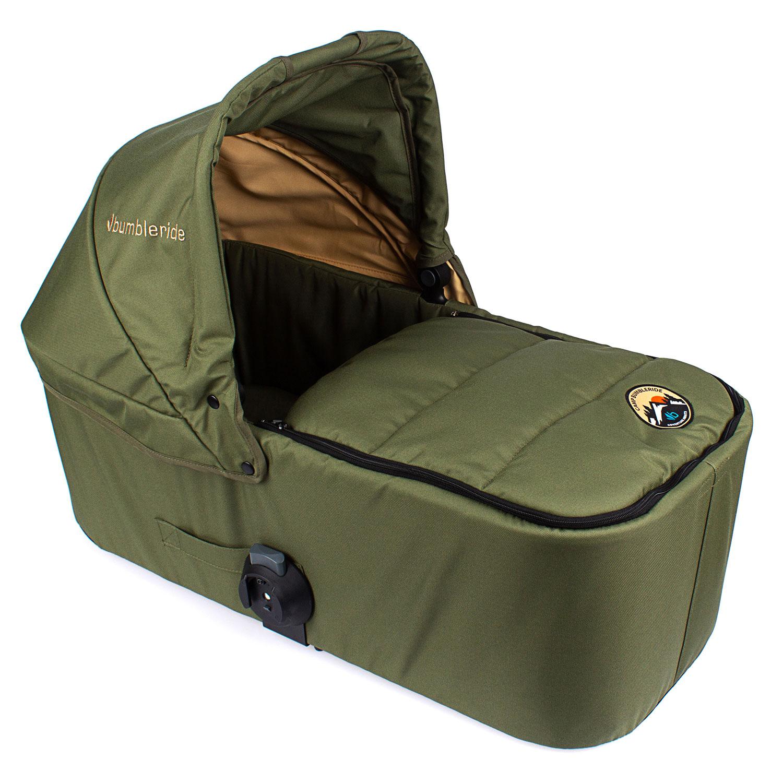 Купить Люлька Bassinet для Indie Twin, Camp Green Bumbleride, Нет цвета, см.на упаковке