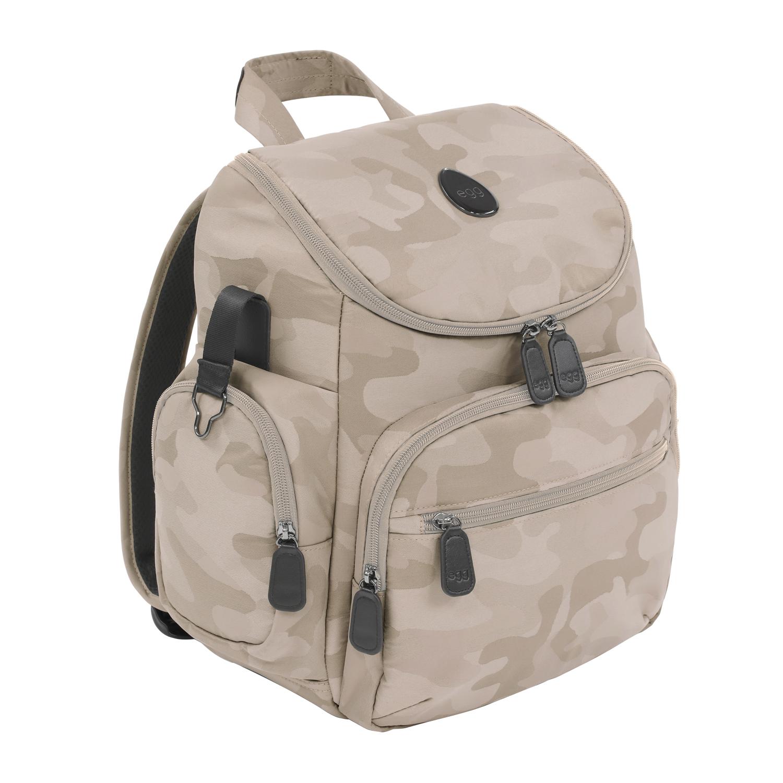 Купить Сумка-рюкзак egg Stroller Egg Camo Sand, Нет цвета, см.на уп.