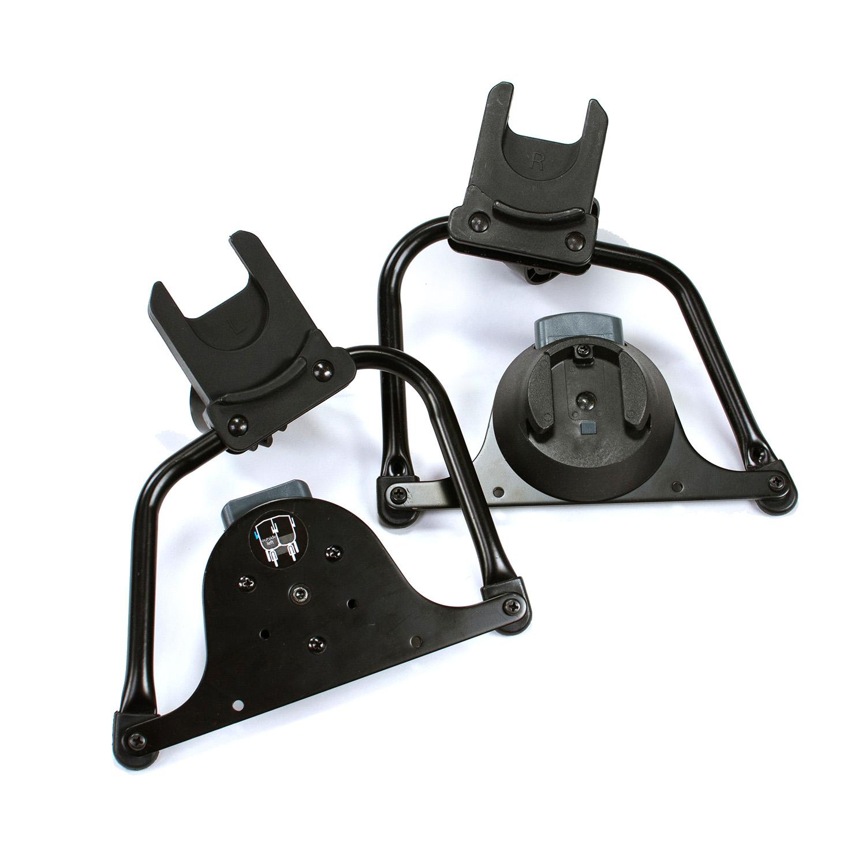 Купить Адаптер Indie Twin car seat (нижний) Bumbleride, Нет цвета, см.на упаковке
