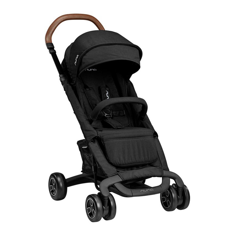 Купить Детская прогулочная коляска PEPP NEXT Caviar Nuna, Нет цвета, металл, пластик, текстиль