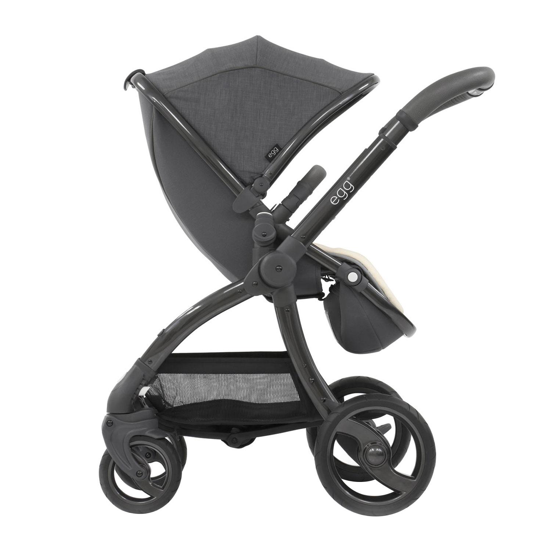 Купить Прогулочная коляска Stroller quantum grey & gun metal chassis egg, Нет цвета, см.на уп.