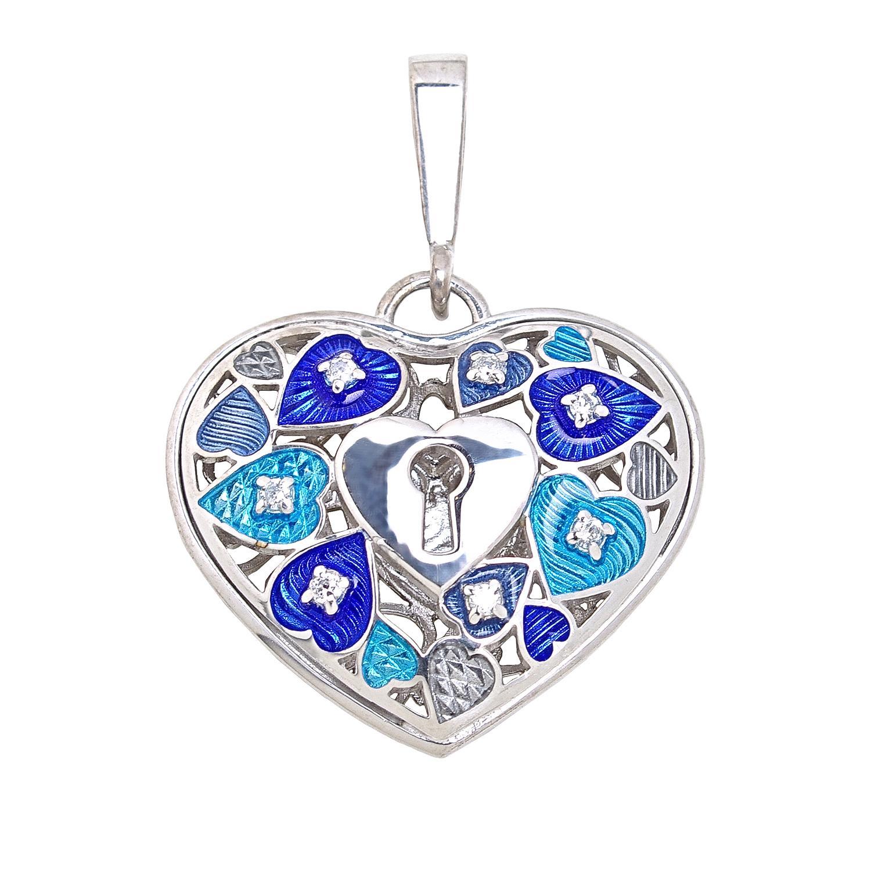 Купить Кулон Ключ от моего сердца Родственные души Namfleg