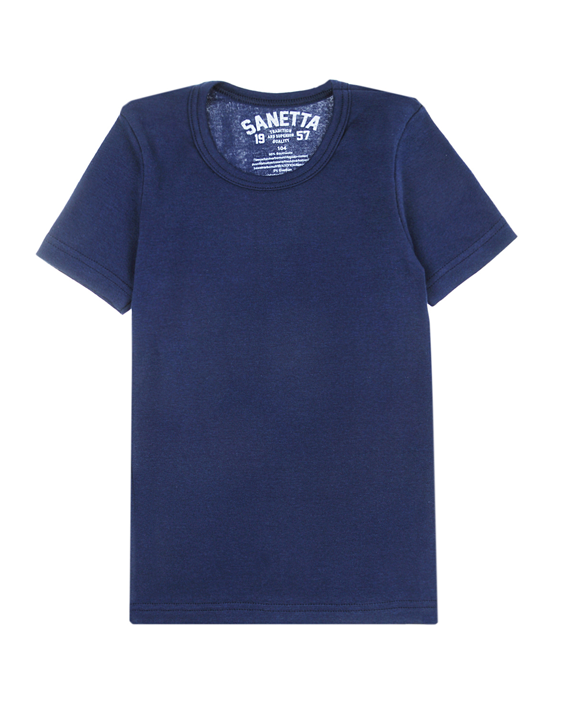 футболка sanetta для мальчика