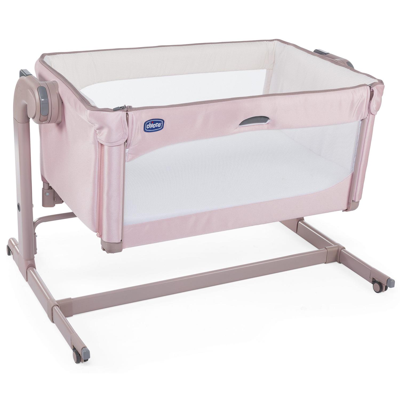 Купить Кровать Next2Me Magic candy pink, CHICCO