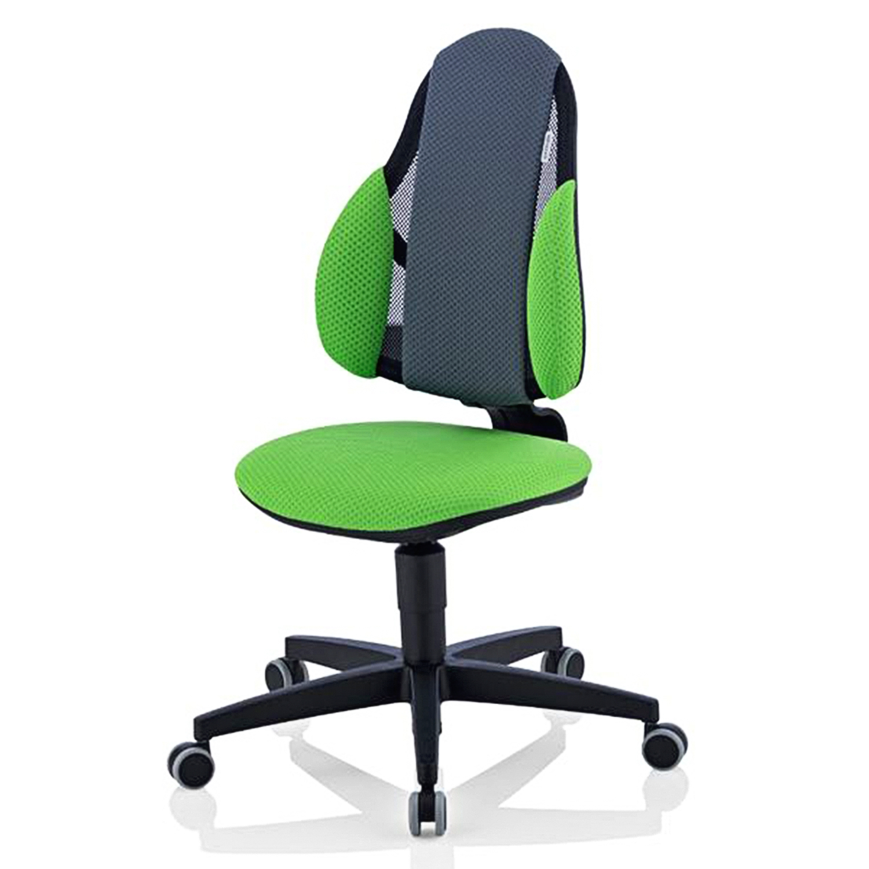 Кресло ортопедическое Berri Free X KettlerСтулья и кресла<br>Уникальное растущее кресло Berri Free подойдёт как детям, так и взрослым. Сидя в этом кресле, малыш не сможет принять неправильную позу – ему это не позволит сделать анатомически выгнутая спинка. Высота сиденья регулируется газовой пружиной и фиксируется рычажком. При изменении высоты спинки одновременно устанавливается соответствующая глубина сиденья, благодаря чему поясничный отдел позвоночника не теряет поддержки.