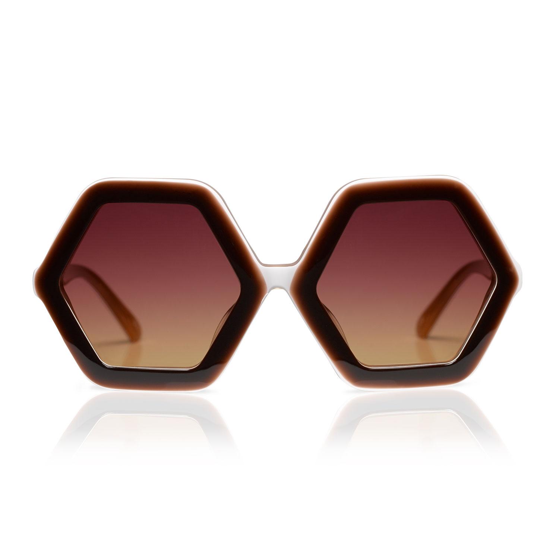 Купить Очки Sons & Daughters Honey Chocolate Layer