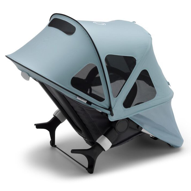 Купить Капор от солнца для коляски Cameleon3/Fox/Fox2 Bugaboo, Нет цвета, 100% полиэстер с защитой от от ультрафиолета 50+