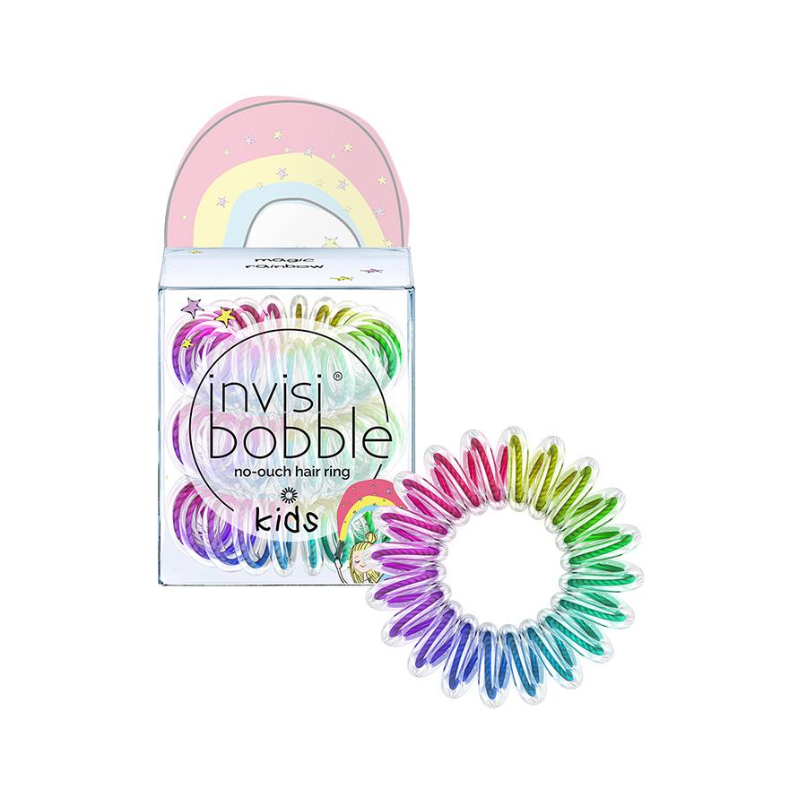 Резинка для волос Invisibobble KIDS magic rainbowОбодки, заколки, резинки<br>