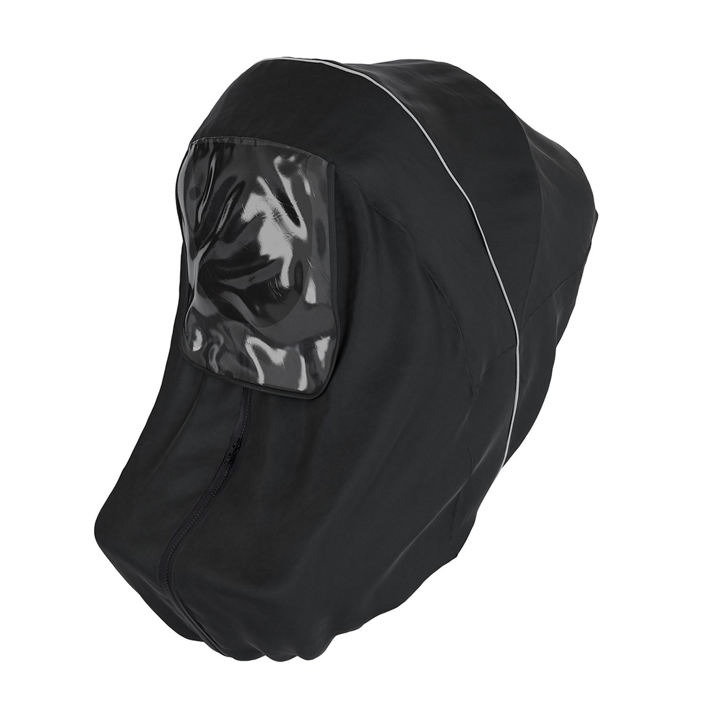 Дождевик Stokke для прогулочного блокаДождевики<br>Дождевик для колясок Stokke® — функциональный аксессуар, незаменимый для комфортных прогулок в дождливые дни. Лёгкий и компактный, он прост в использовании и быстро сохнет. Специально разработан для защиты малыша от дождя и ветра, легко крепится к сиденью прогулочных колясок Stokke и к люльке-переноске Stokke® Xplory® и Stokke® Trailz™. Очень важно, что он не затрудняет воздухообмен и в нём есть большое окошко на текстильной застёжке для лёгкого доступа к малышу. В сложенном виде помещается в сумку, пристёгиваемую к шасси. Не рекомендуется использовать раздвижную секцию капюшона одновременно с использованием дождевика.brgt;Дождевик подходит для: прогулочного блока Stokke® (Stokke® Xplory®, Stokke® Trailz™ и Stokke® Crusi™), люльки-переноски Stokke® Xplory®, люльки-переноски Stokke® (Stokke® Trailz™ и Stokke® Crusi™).