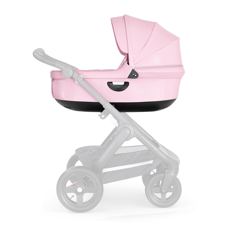 Купить Люлька в коляску Stokke TRAILZ, Lotus Pink