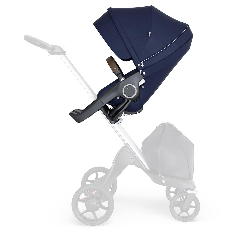 Купить Прогулочный блок для коляски Stokke Xplory V6 и TRAILZ, темно-синий