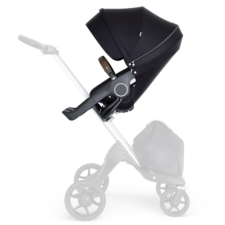 Купить Прогулочный блок для коляски Stokke Xplory V6 и TRAILZ, черный