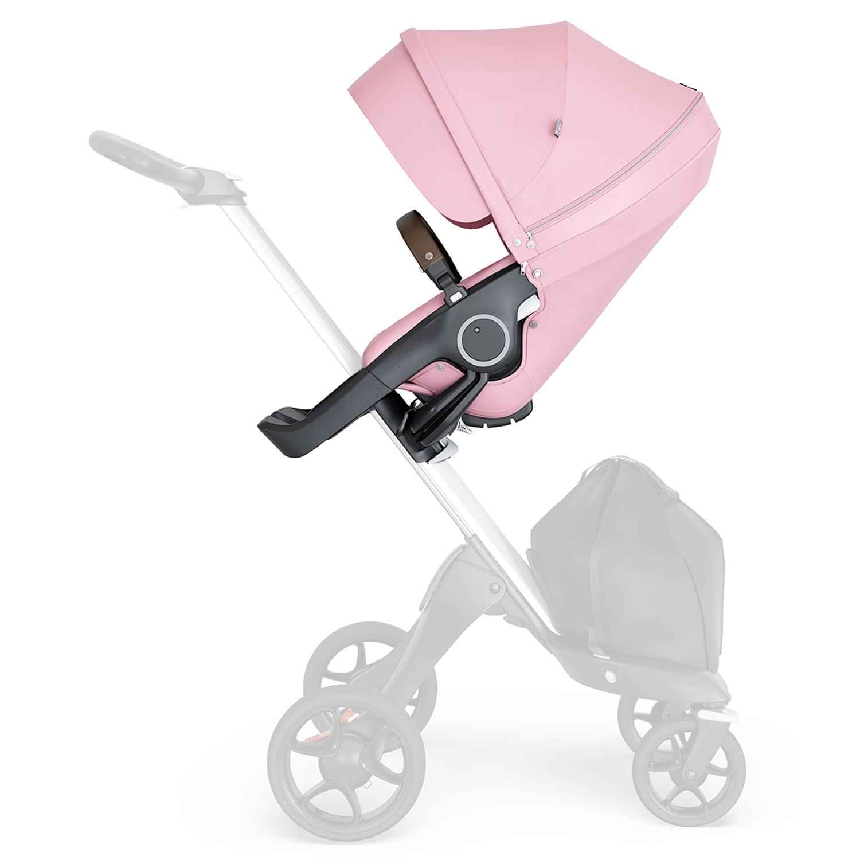 Купить Прогулочный блок для коляски Stokke Xplory V6 и TRAILZ, lotus pink