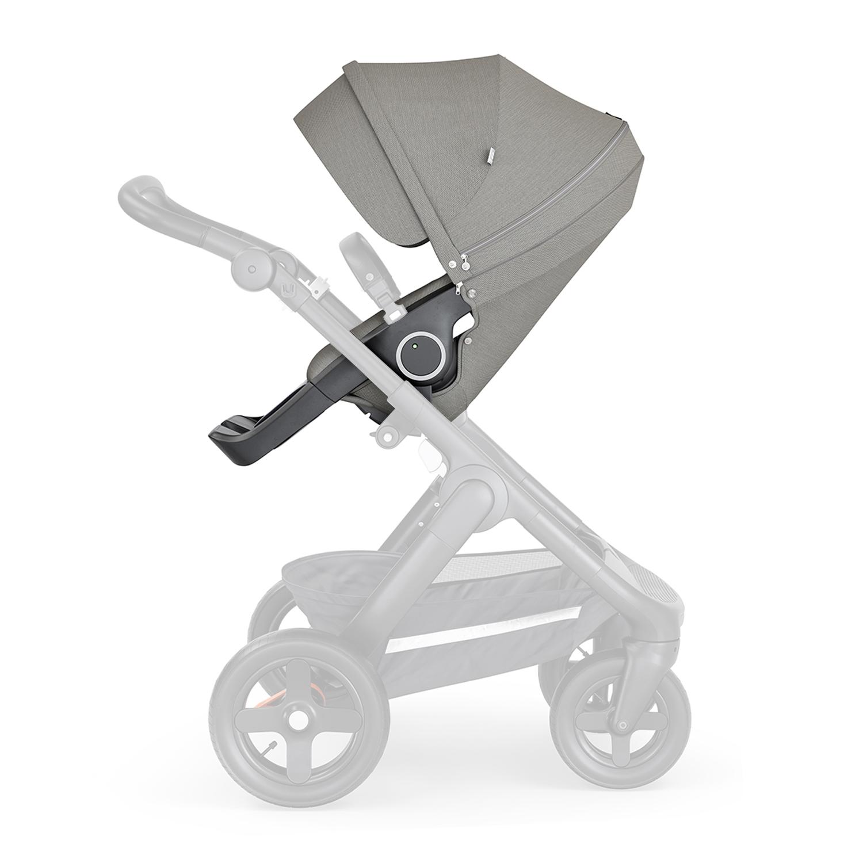 Купить Прогулочный блок для коляски Stokke Xplory V6 и TRAILZ, Brushed Grey