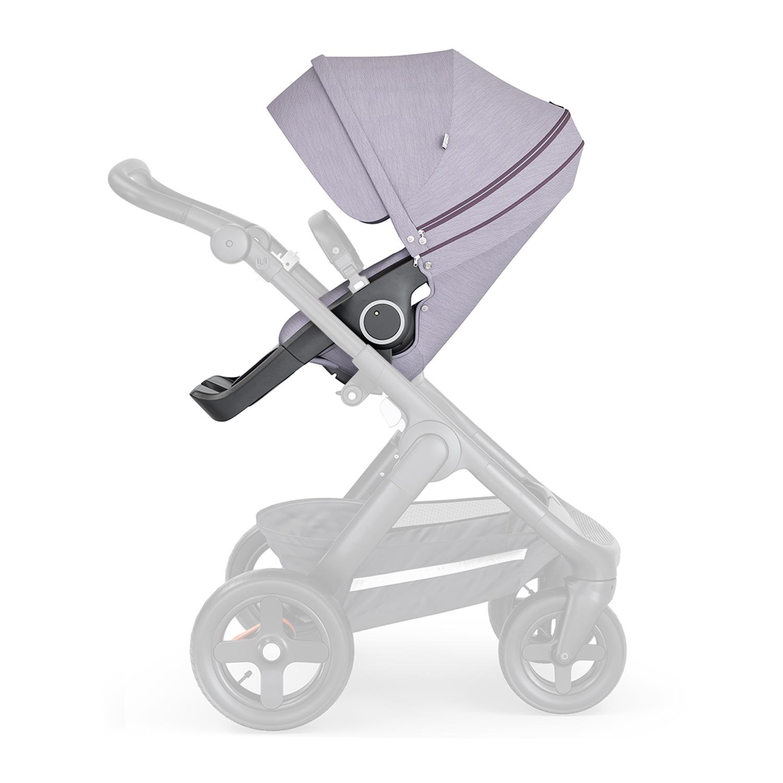 Купить Прогулочный блок для коляски Stokke Xplory V6 и TRAILZ Brushed Lilac,