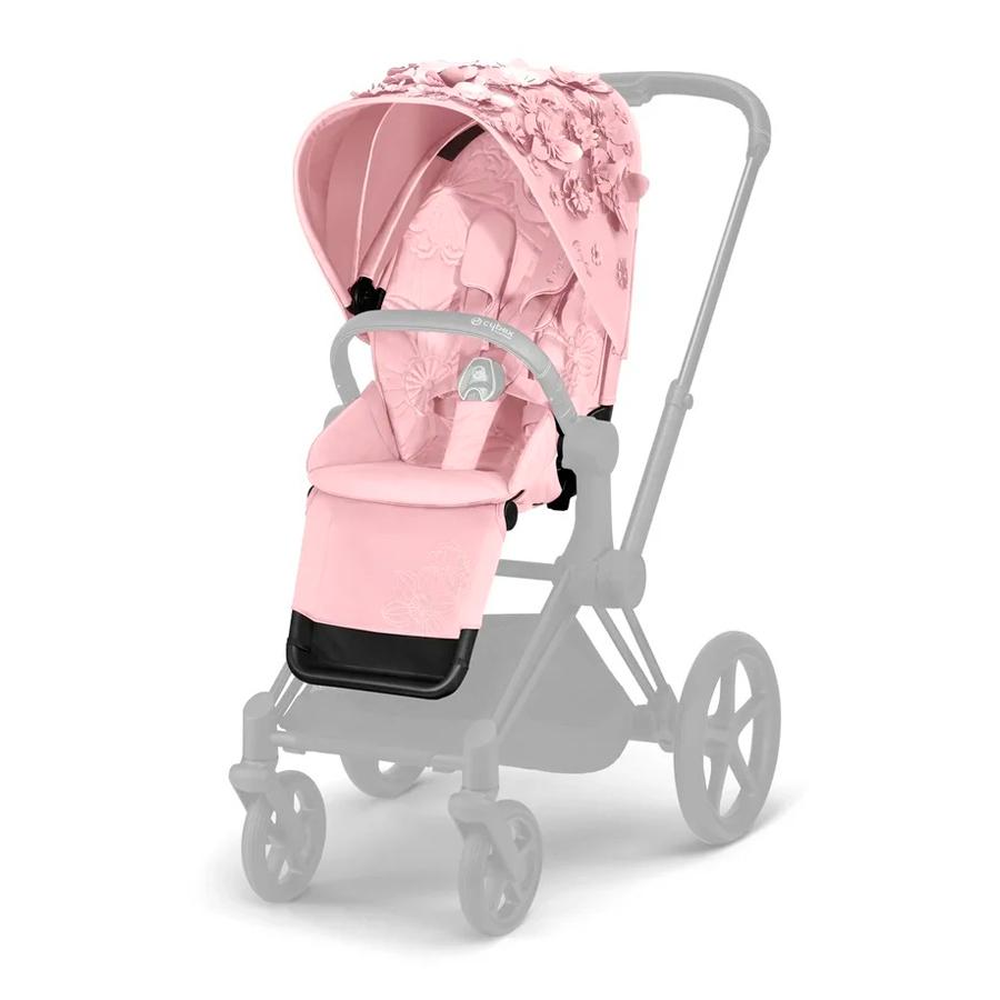 Набор Seat Pack PRIAM III FE Simply Flowers Pink CYBEX цвет нет цвета
