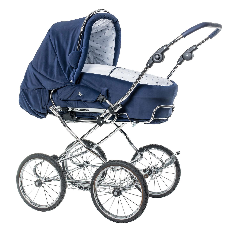 Купить Коляска 2 в 1 Hesba Condor Coupe + сумка, ткань