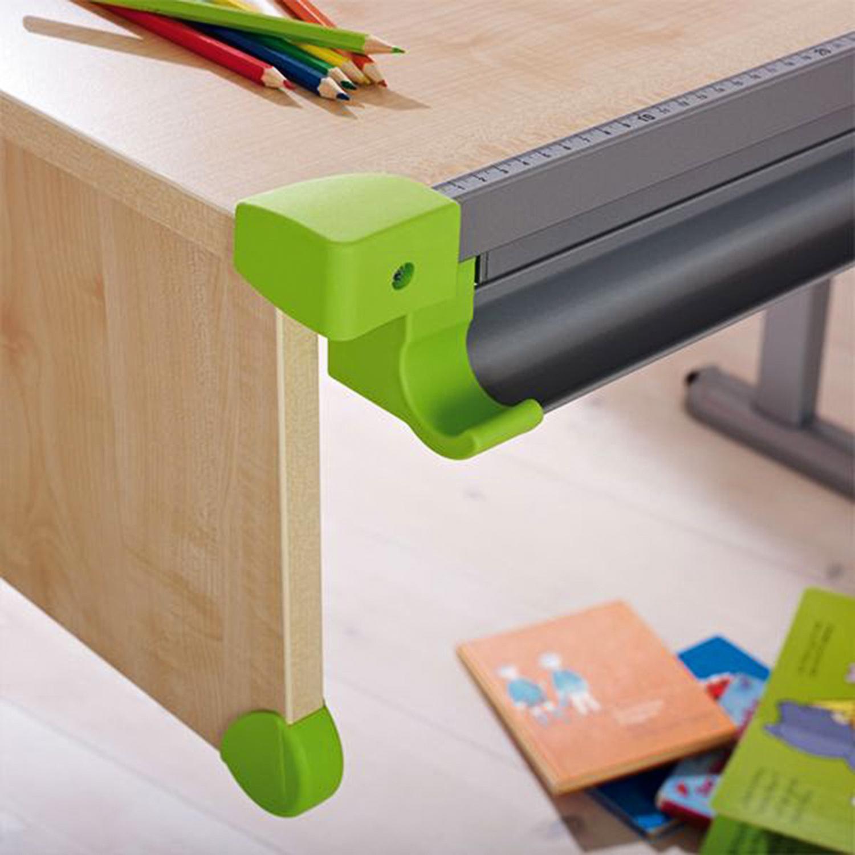 Накладки декоративные для партыСтулья и кресла<br>Уголки надеваются на углы парты, их легко зафиксировать и также просто снять. Они защитят от случайных ушибов и травмирования об углы парты, а также обновят дизайн стола. Подходят к моделям Comfort и School.