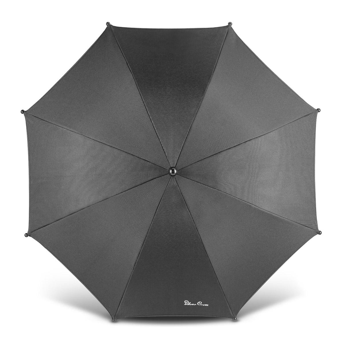 Зонт OnyxЗонты<br>Стильный аксессуар, защищающий от солнца!brgt;brgt;C зонтиком для коляски Silver Cross прогулка будет еще интереснее, а коляска будет смотреться стильно и оригинально. Зонтик служит для защиты малыша в коляске от солнечных лучей.brgt;brgt;Основные характеристики:brgt;— защита от солнца, ткань с защитой от ультрафиолетовых лучей UPF 50+brgt;— открывается одним нажатием кнопкиbrgt;— легко крепится и снимаетсяbrgt;— компактен в сложенном видеbrgt;— чехол для хранения в комплектеbrgt;— богатая цветовая палитра, которая дополнит дизайн Вашей Wavebrgt;