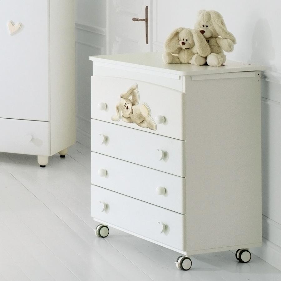 Пеленальный комод Baby Expert CreminoКомоды, Столы для пеленания<br><br>