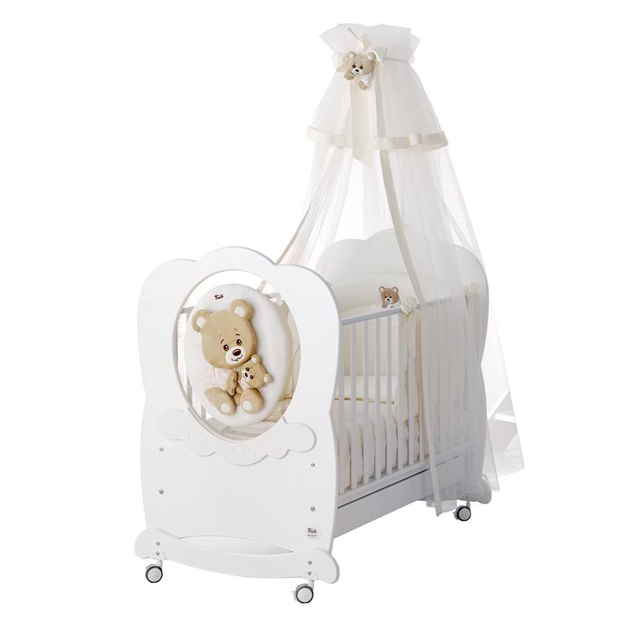 Кроватка для новорождённого Baby Expert TrudiКровати для новорождённых<br><br>