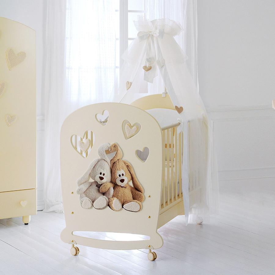 Кроватка для новорождённого Baby Expert CreminoКровати для новорождённых<br><br>