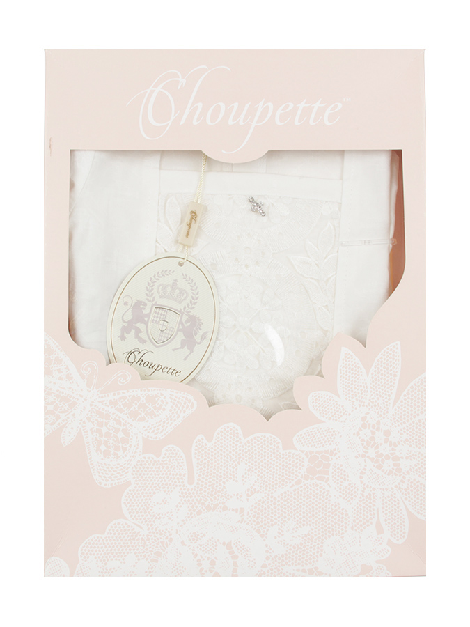 Крестильная рубашка ChoupetteКрестильная одежда<br><br>