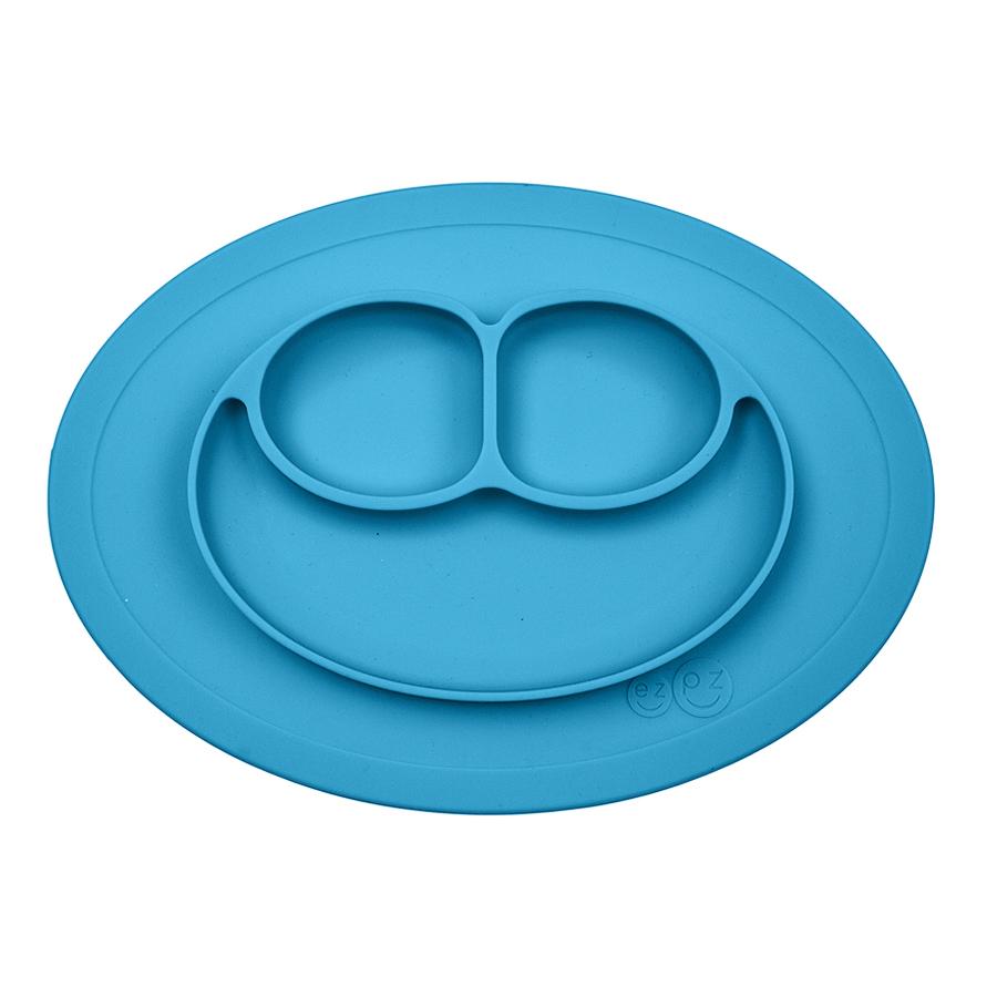 Тарелка Ezpz с подставкой  Mini MatДетская посуда и бутылочки<br><br>