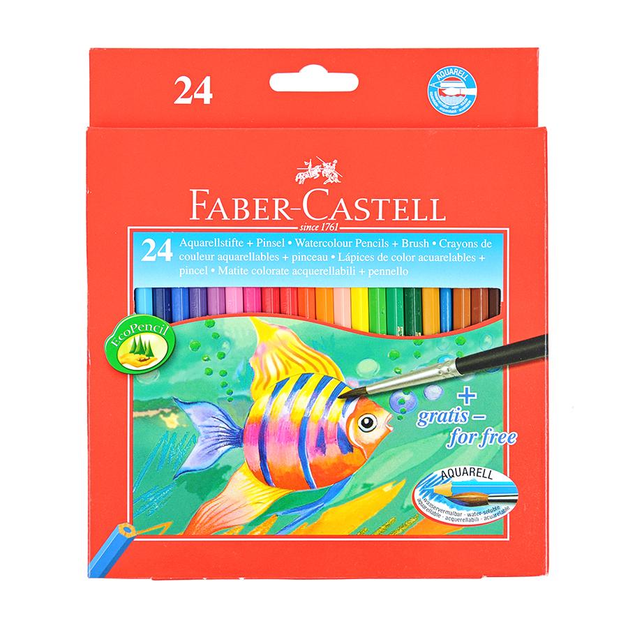 Карандаши Faber-Castell акварельные Color PencilsРучки, карандаши, фломастеры<br><br>
