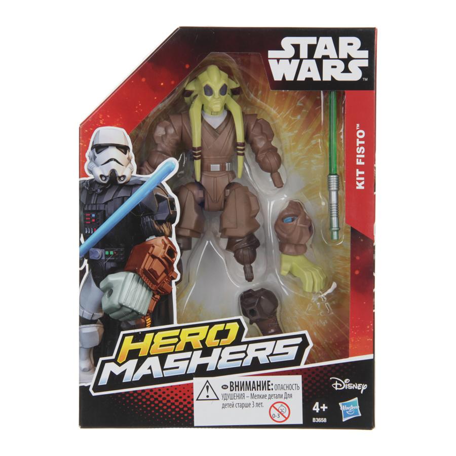 Игрушка HasBro Фигурка Звездных войн  Star WarsСолдатики. Роботы. Супергерои<br><br>