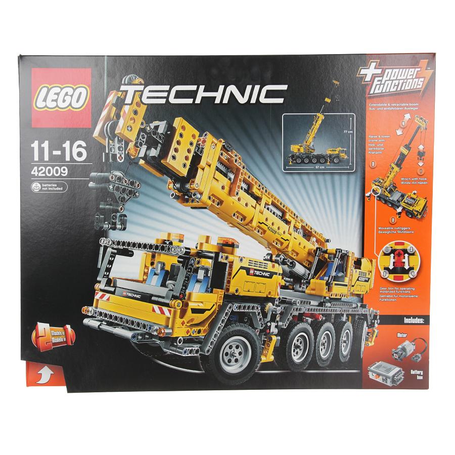 Конструктор Lego Техник передвижной кран МК IiКонструкторы, модели<br><br>