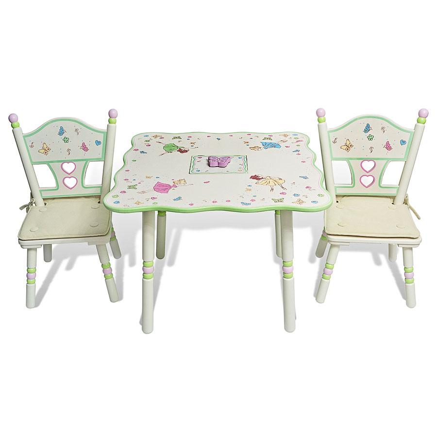Комплект Major-Kids Балет (стол, два стула)Игровая мебель<br><br>