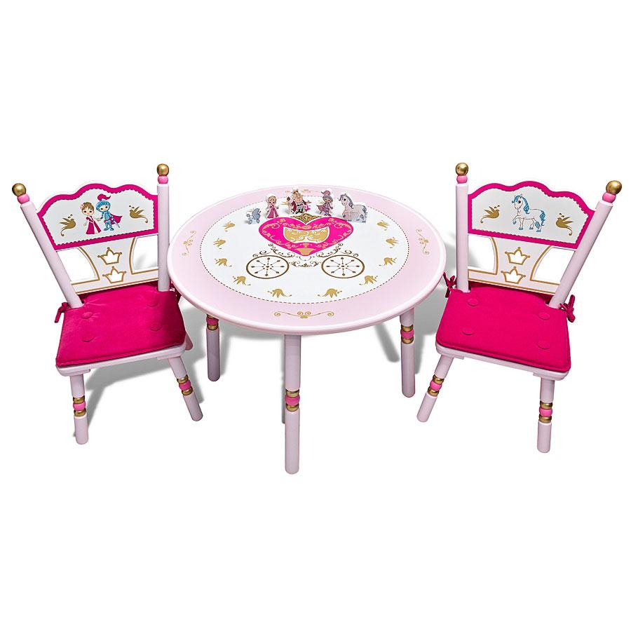 Комплект Major-Kids Сказочное царство стол, два стула