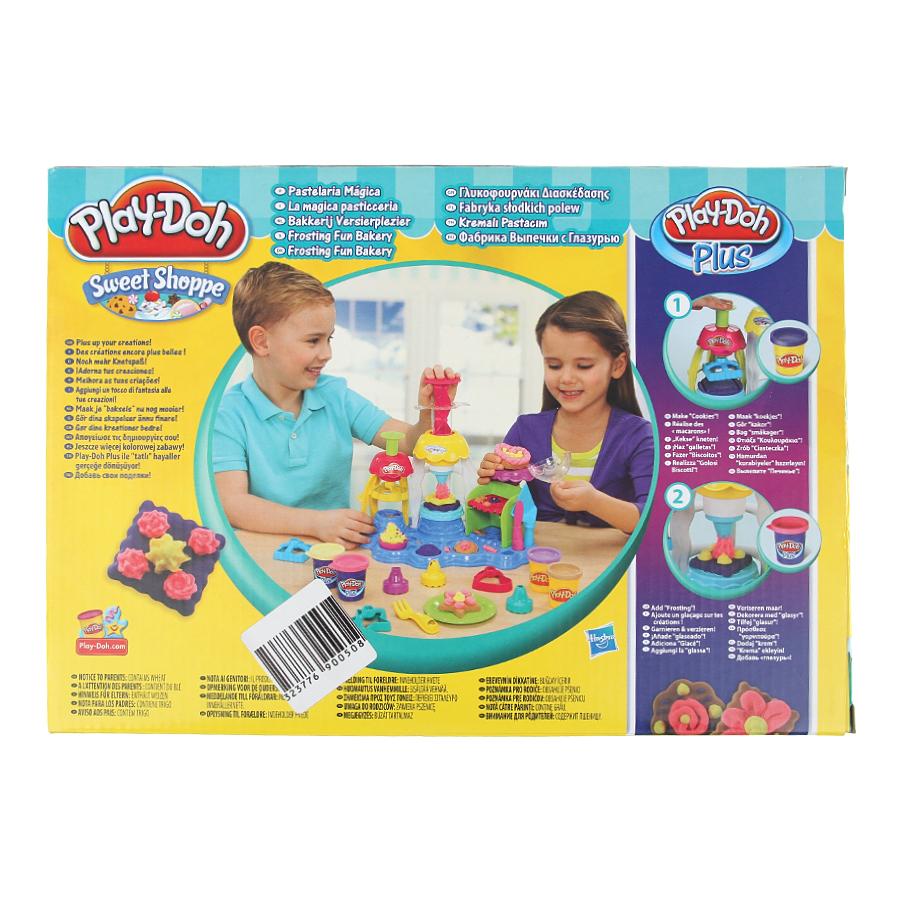 Игровой набор Play Doh Фабрика пирожных