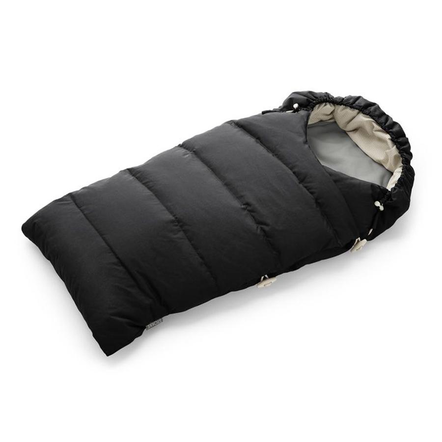 Купить Конверт Stokke Sleeping Bag Down onyx black