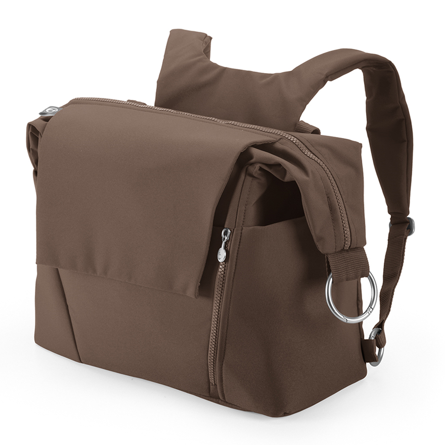 Сумка Stokke для мамы Changing bag Brown