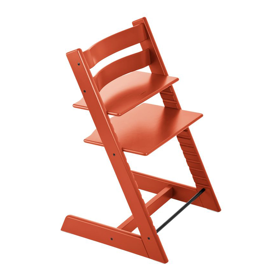 Стул Stokke Tripp Trapp Lava Orange<br>