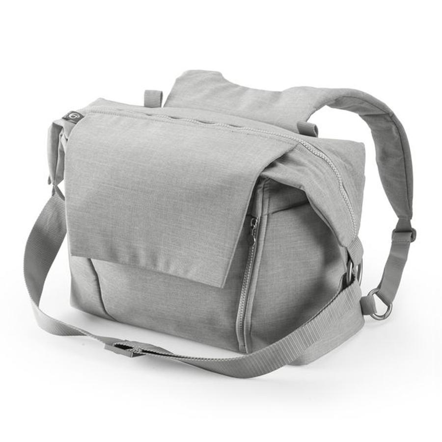Купить Сумка Stokke для мамы Changing Bag grey melange