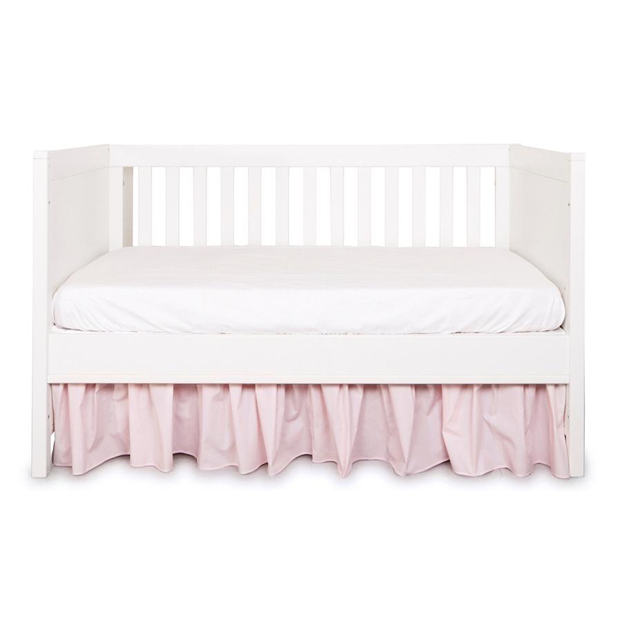Theophile & Patachou Простыня-юбка для кровати коллекция Royal Pink