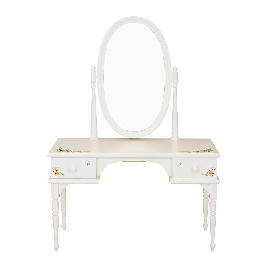 Столик туалетный с зеркалом Woodright Willie Winkie FairiesСтолы<br><br>