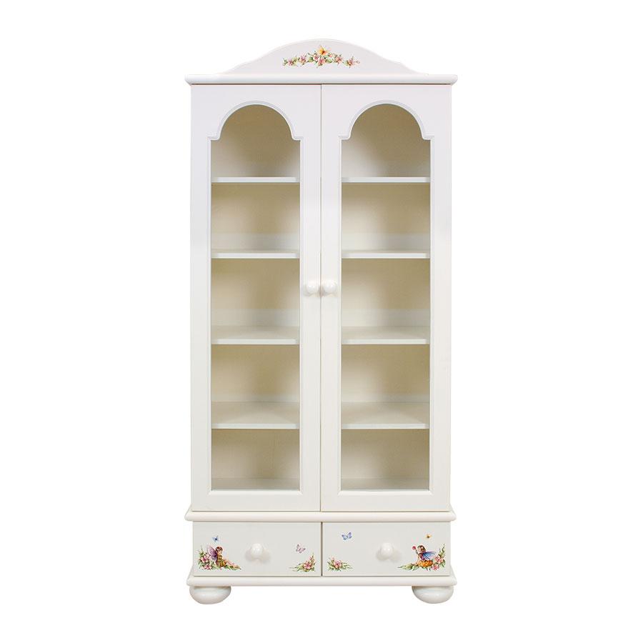 Купить Шкаф WOODRIGHT WILLIE WINKIE FAIRIES книжный со стеклом